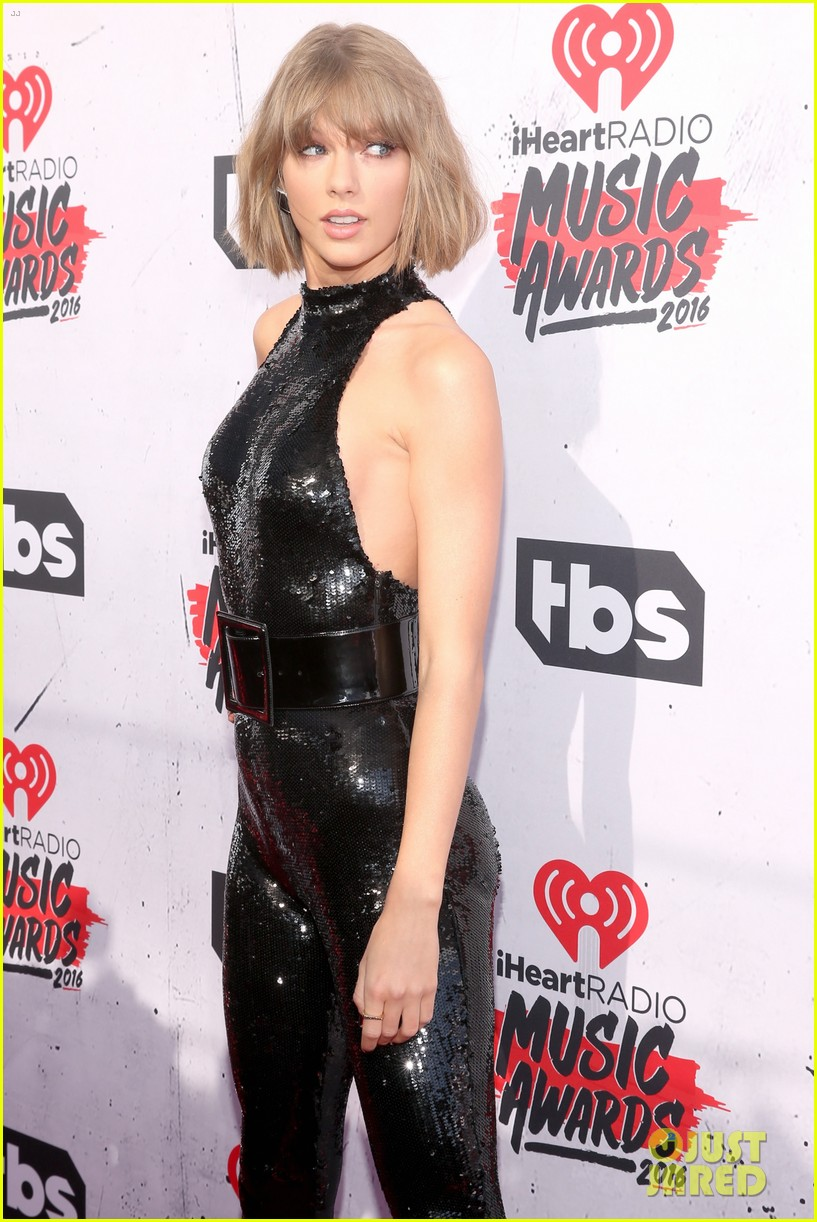 taylor swift clavin harris iheartradio music awards 2016 13