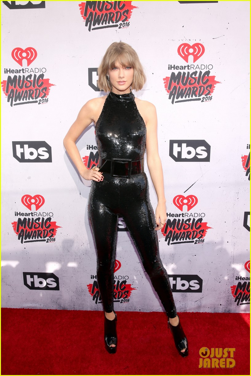 taylor swift clavin harris iheartradio music awards 2016 19