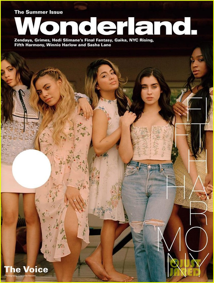 fifth harmony wonderland magazine 2016 summer 01