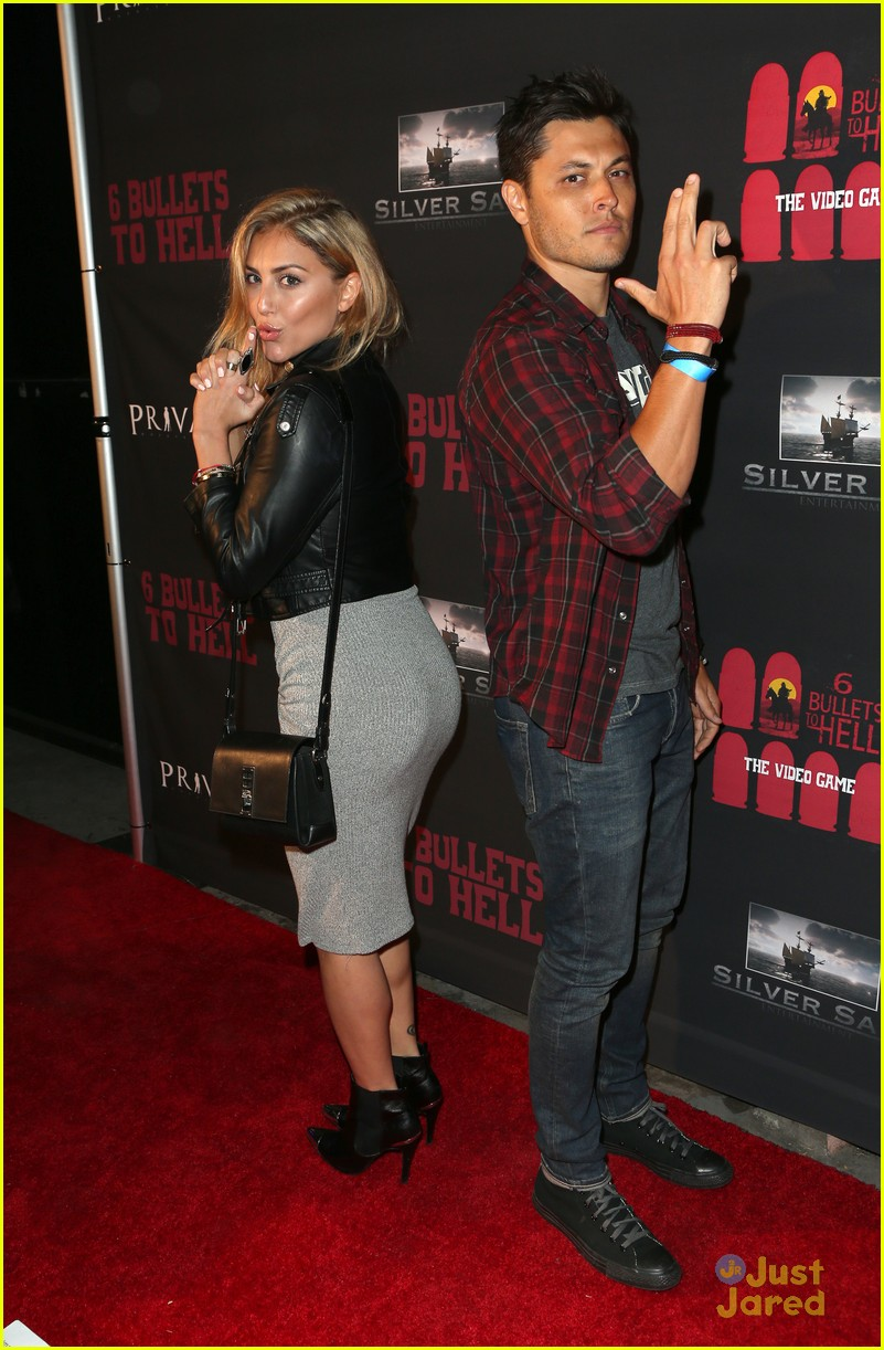 alexandra chando allie gonino blair redford 6 bullets launch 15