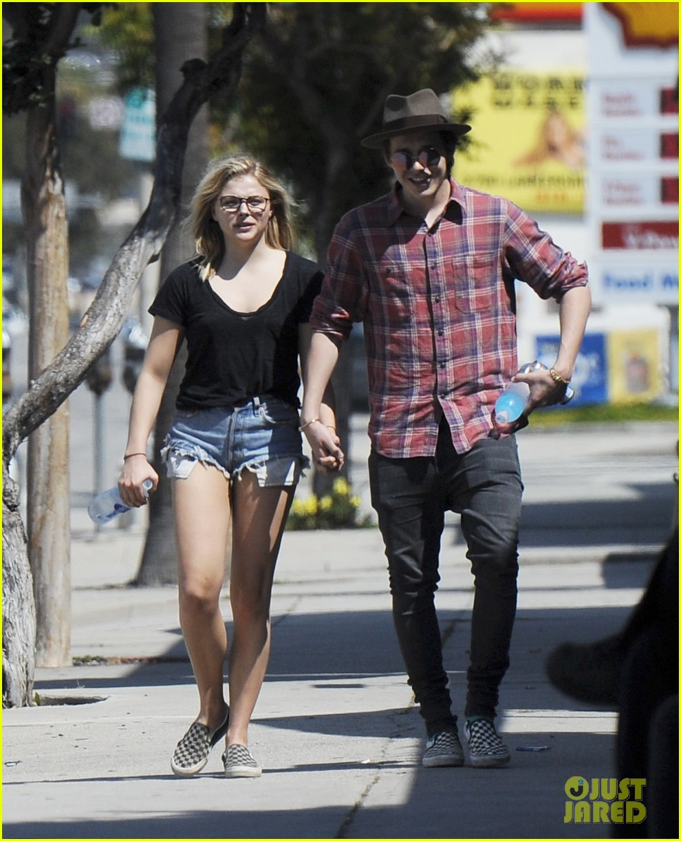 chloe moretz brooklyn beckham spend the day together in LA 03
