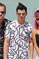 dnce miami volleyball tourney iheart pool party 04