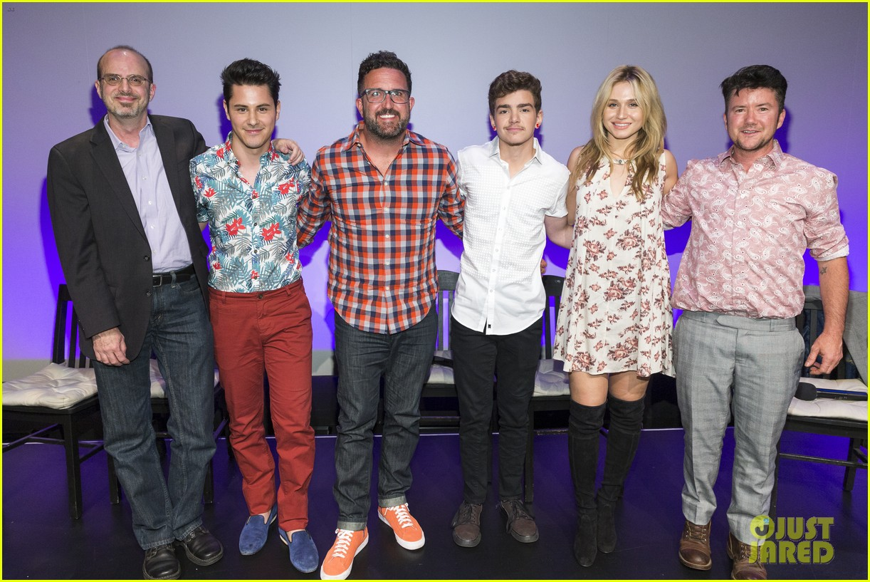 faking it cast screening lgbt center 02