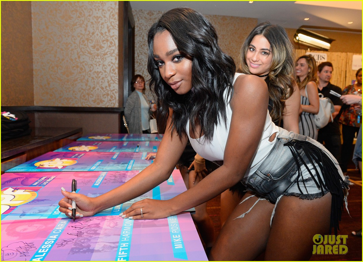 fifth harmony cbs pool party 15
