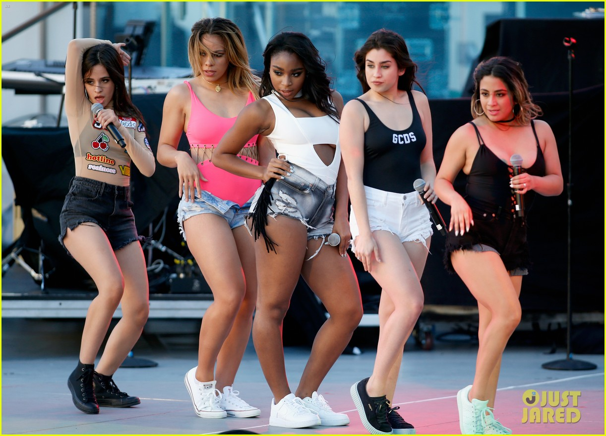 fifth harmony cbs pool party 19