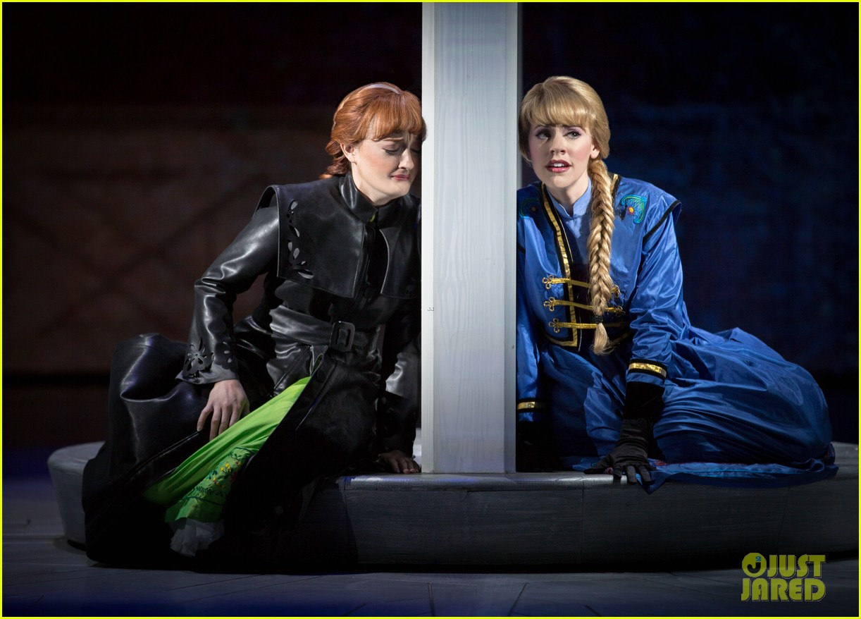 Watch Clips from 'Frozen - Live at the Hyperion' | Photo 976946