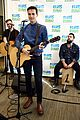 jacob whitesides nyc z100 elvis duran 11