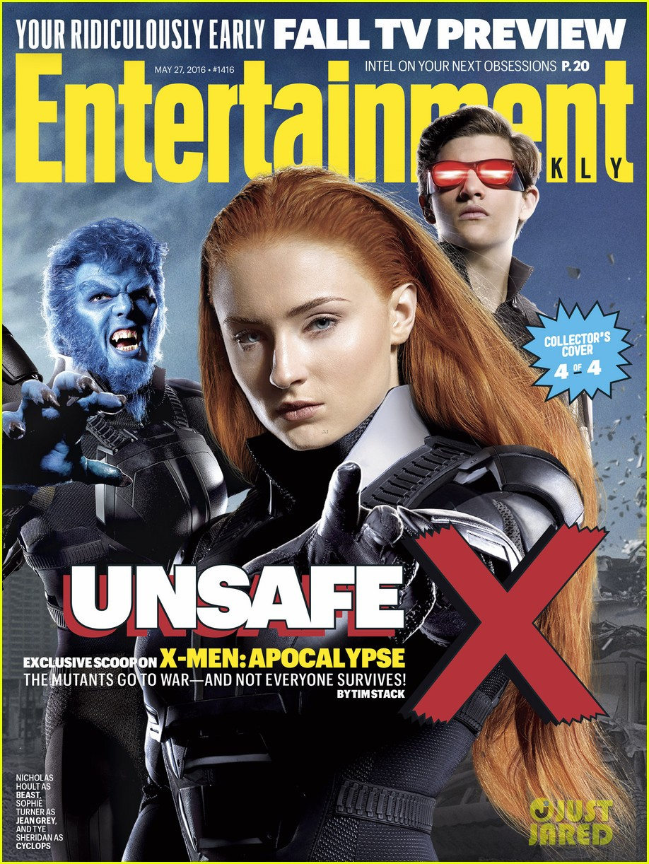 jennifer lawrence xmen entertainment weekly covers 02