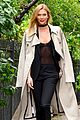 karlie kloss shines with swaroski top of the rock 31