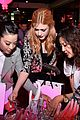 lucy hale emily osment freeform nylon yh party pics 15