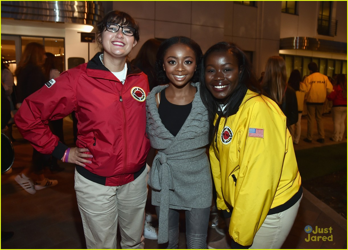 miranda cosgrove jennette mccurdy lots more city year la event 14
