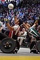 shawn johnson derek hough wheelchair rugby invictus games celeb match 21