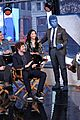 x men apocalypse cast visit good morning america 11