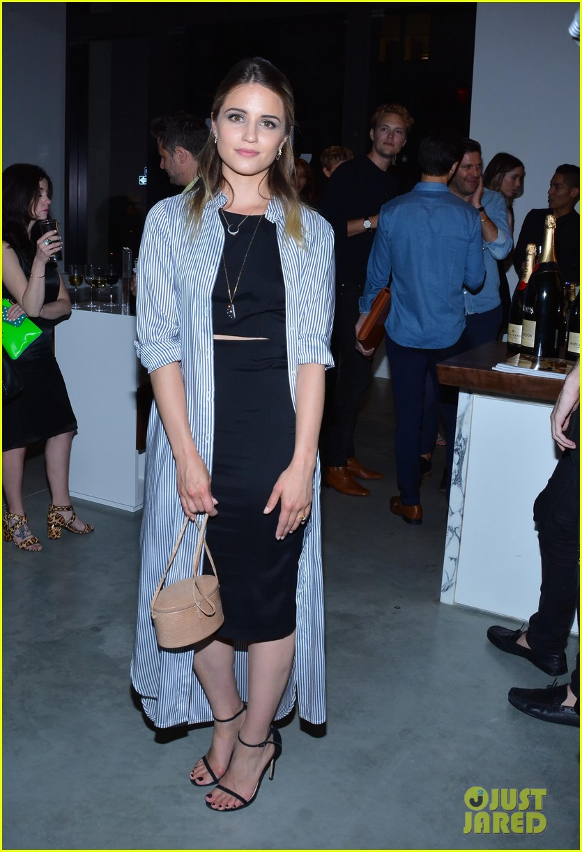 dianna argon celebrates shorties film festival in nyc 13