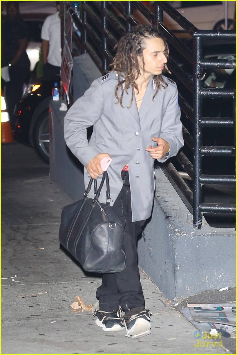 moises arias harry hudson go clubbing together 06
