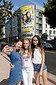 bizzardvark cast visits their hollywood billboard 05