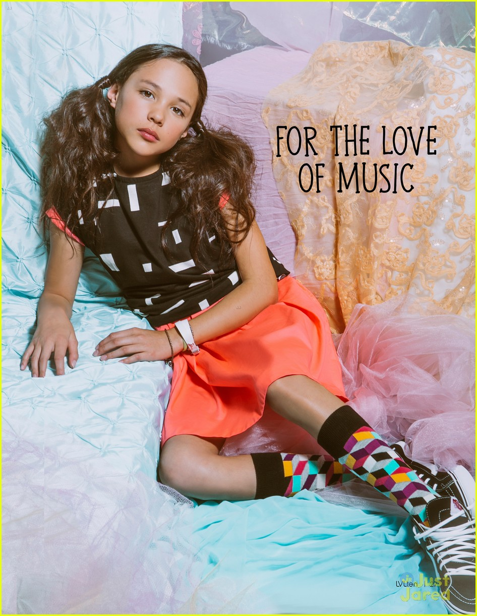 Breanna yde celebrates 13th birthday with school of rock cast breanna yde 13th party pics lvlten mag quote 02 thecheapjerseys Images