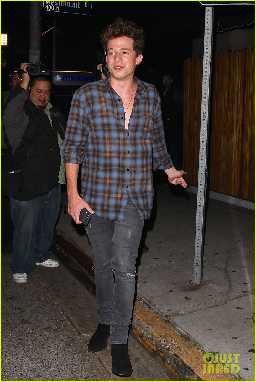 charlie puth heads to the nice guy with female friend 09
