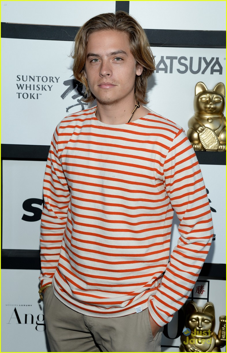 cleavage Hacked Dylan Sprouse naked photo 2017