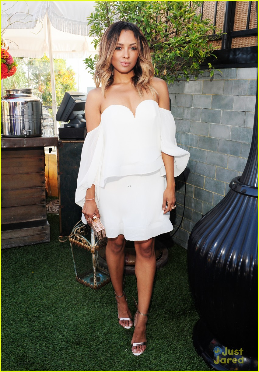 kat graham kicks off summer at a soiree with foster grant 03