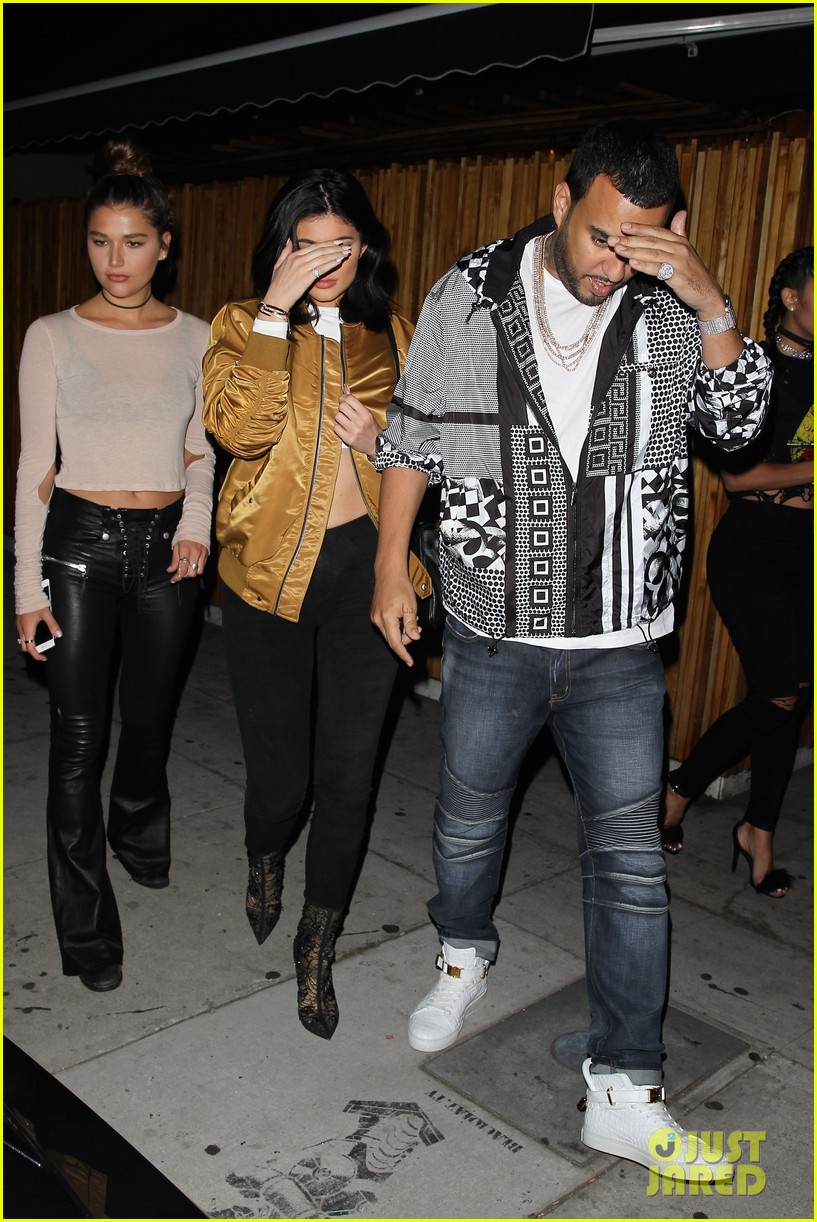 f384eb2c3 Kylie Jenner Parties With French Montana   Photo 983489 - Photo ...