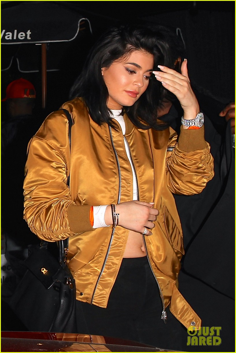 7e0435563 Kylie Jenner Parties With French Montana   Photo 983497 - Photo ...