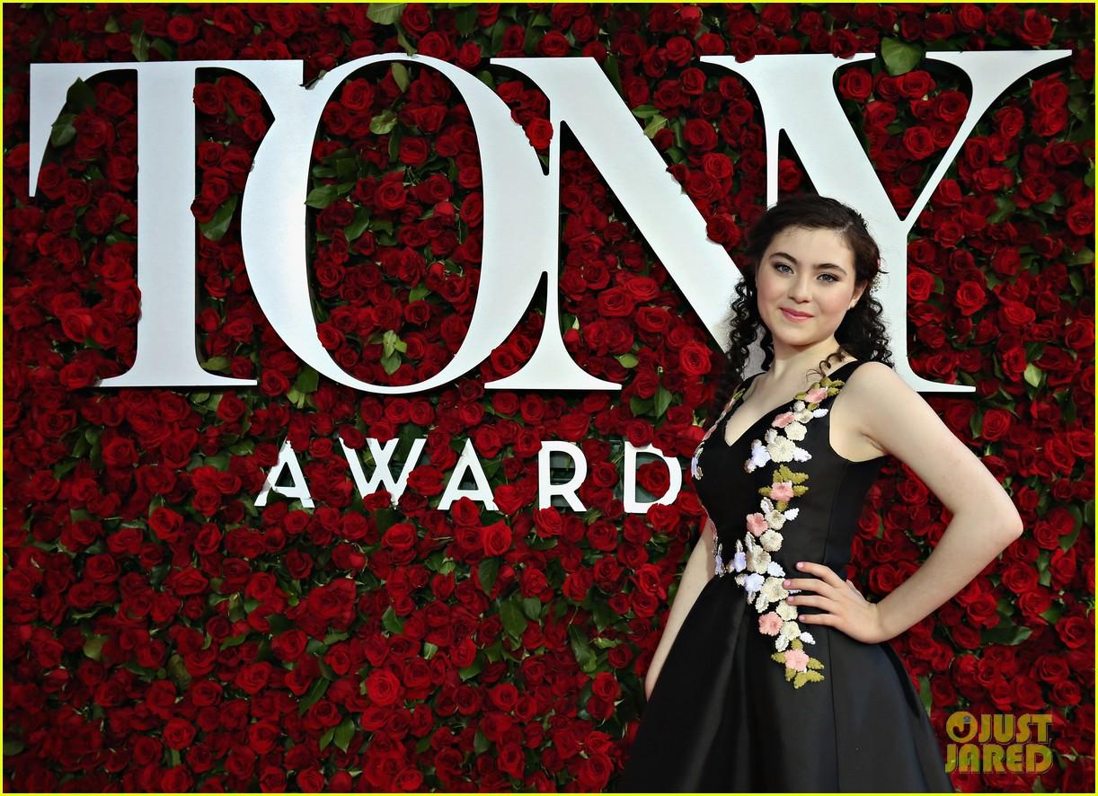 lilla crawford 2016 tony awards 01