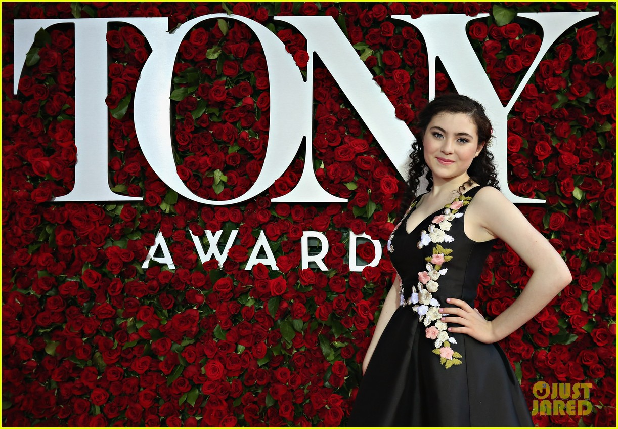 lilla crawford 2016 tony awards 08