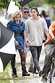 brooklyn beckham supports chloe moretz at nyc photo shoot 39