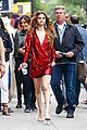 selena gomez frollicks through fountains with young fans 07