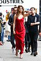 selena gomez frollicks through fountains with young fans 23