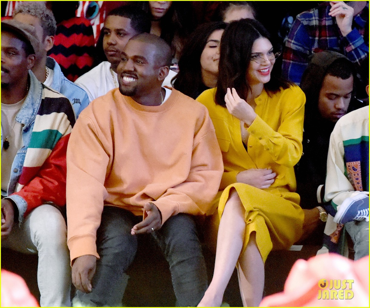 cole dylan sprouse kanye west kendall jenner tyler creator la show 11