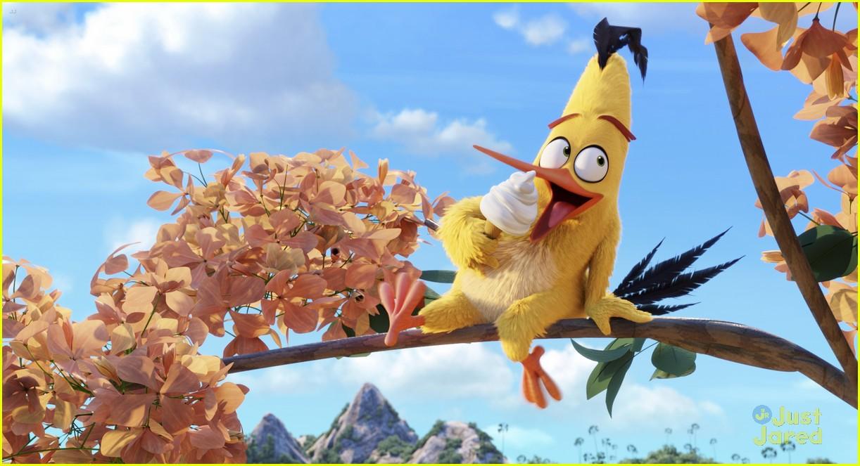 josh gad chuck angry birds clip 03