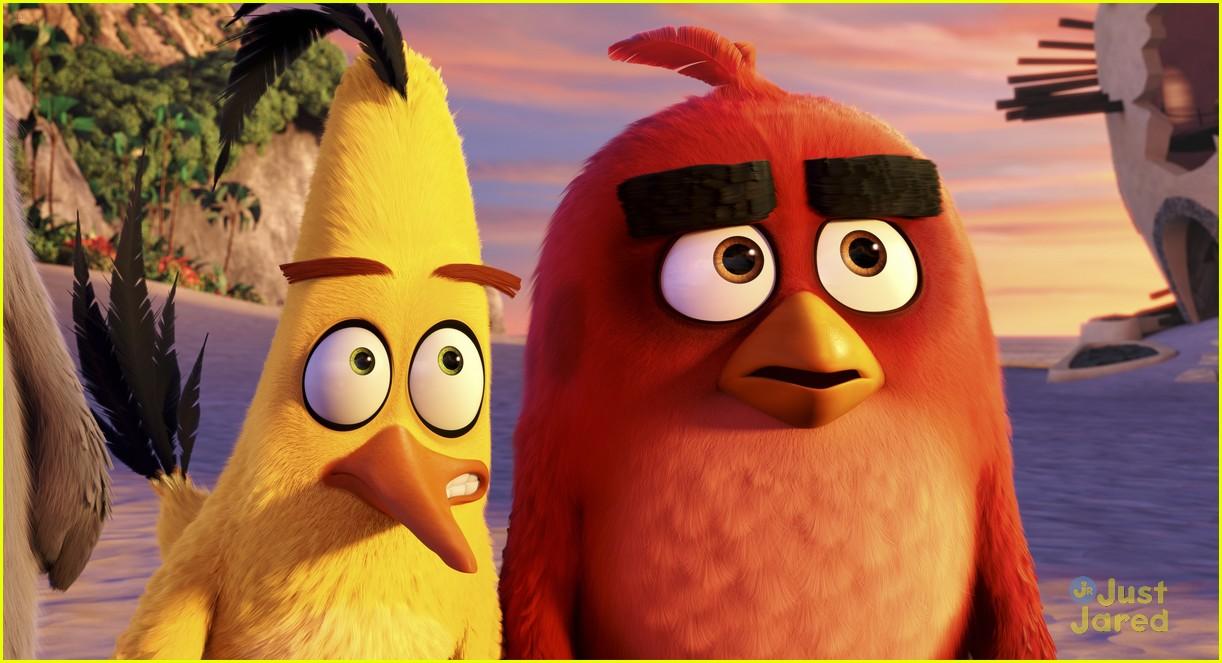 josh gad chuck angry birds clip 05