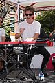 charlie puth go pool flamingo vegas performance 09