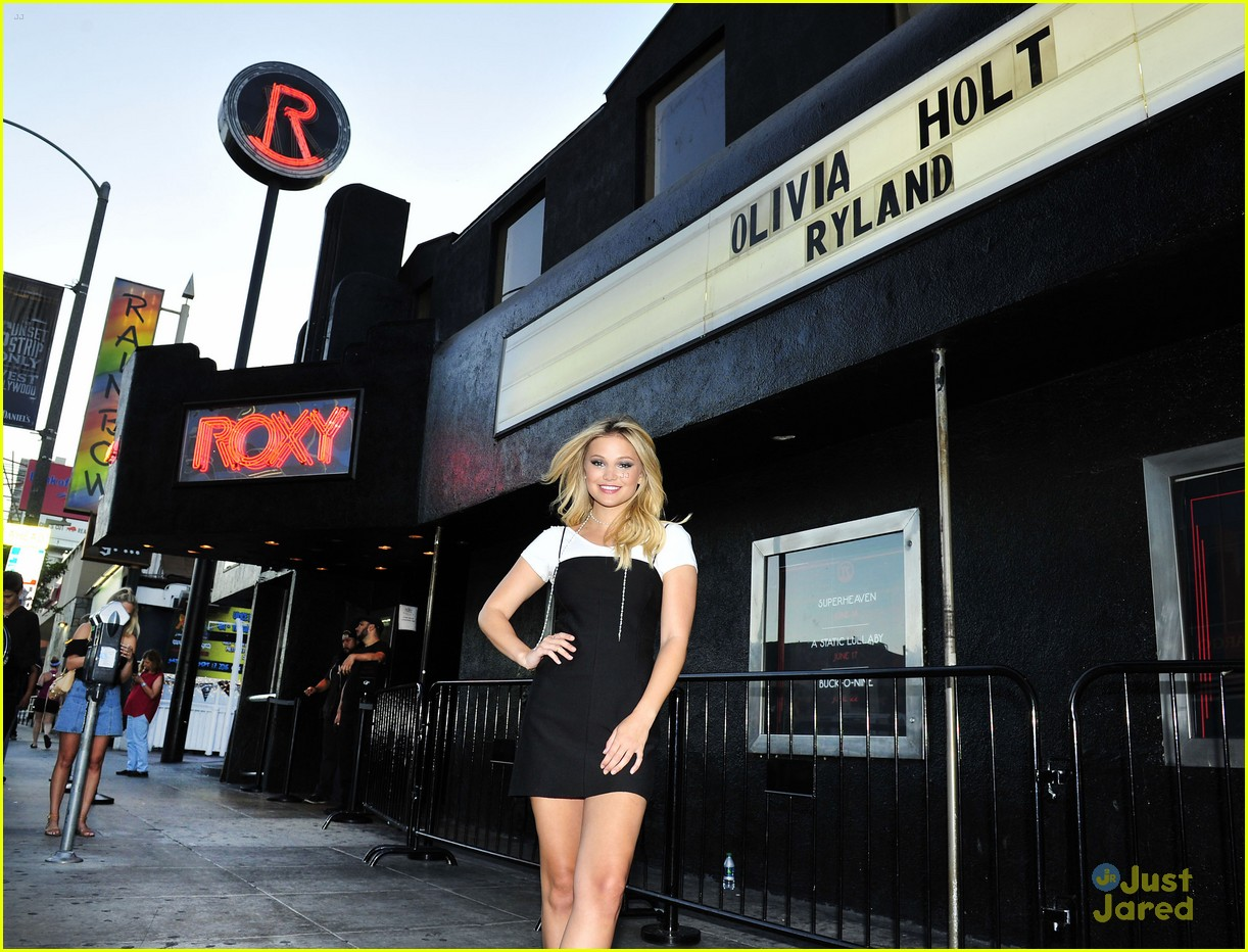 olivia holt roxy theater concert pics 06
