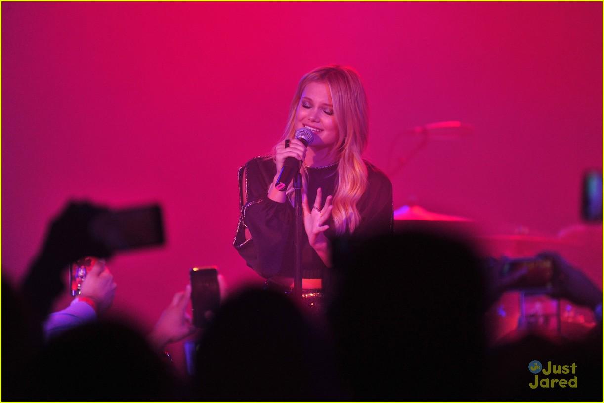 olivia holt roxy theater concert pics 19
