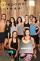 julianne hough long hair derek power yoga class 11