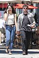 josh hutcherson claudia shopping hollywood 09