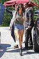 kendall jenner casual outing khloe beverly hills 01
