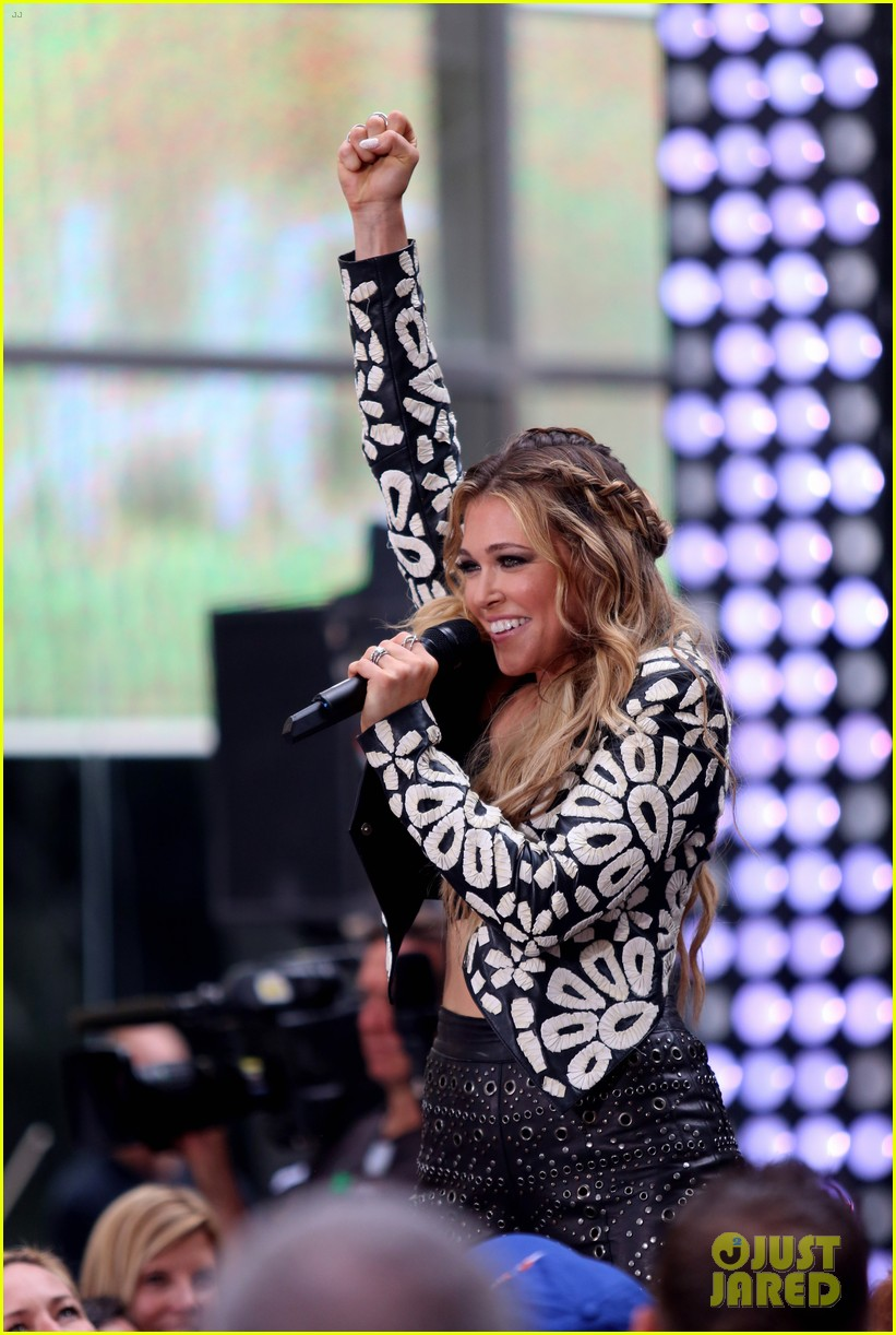 rachel platten today show performance 20