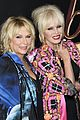 jennifer saunders joanna lumley are absolutely fabulous in nyc 19