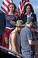 melissa benoist lynda carter supergirl scenes 19