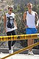 justin bieber sofia richie step out after romatic beach date 20