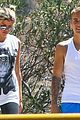 justin bieber sofia richie step out after romatic beach date 29