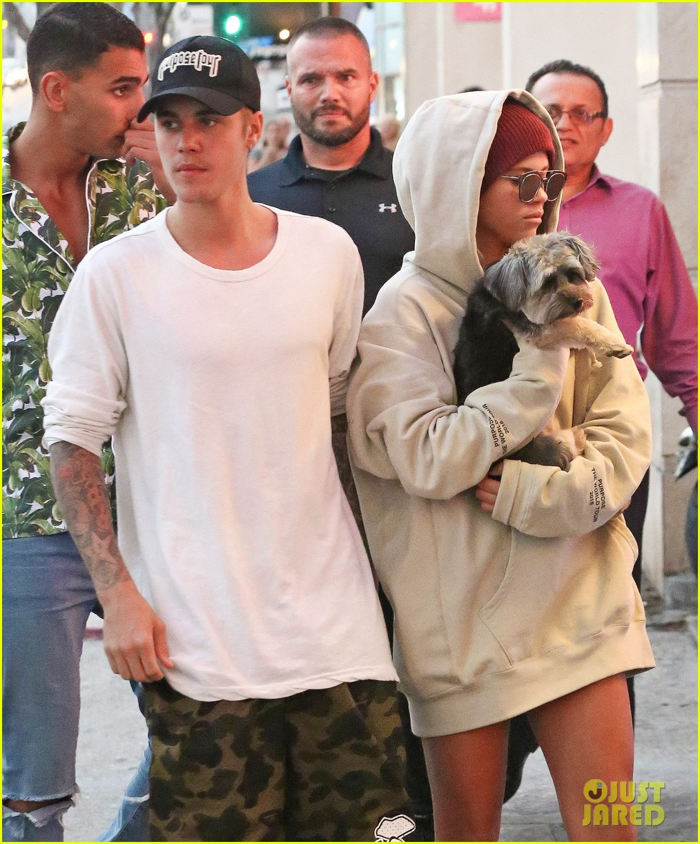 justin bieber takes sofia richie out after her 18th birthday 23