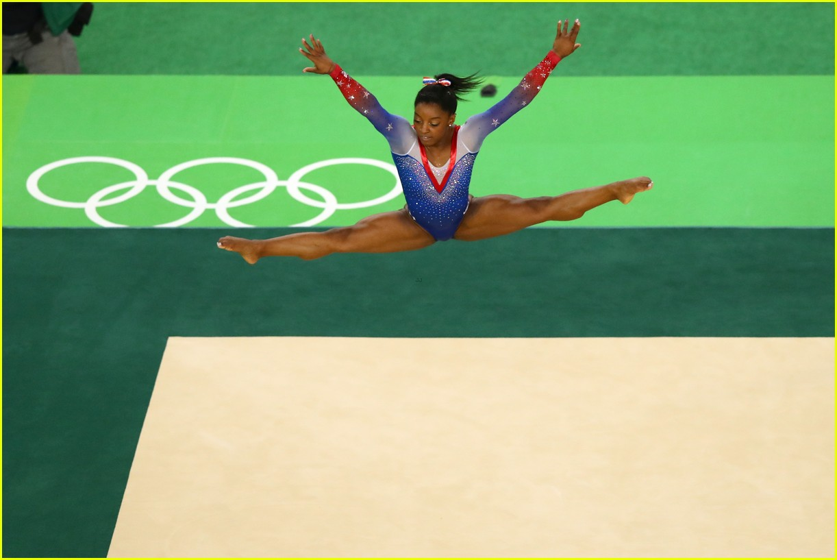 Simone Biles & Aly Raisman Take the Top