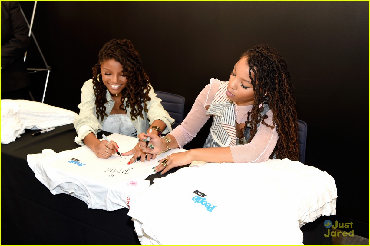 chloe halle bailey people now concert 11