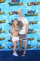 courtney eaton goes swimming with r5 at just jared summer bash 17