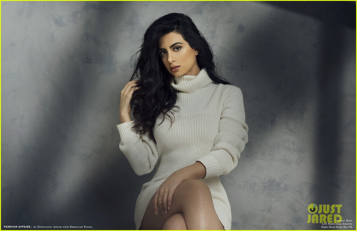 Watch Emeraude Toubia video